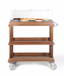 Cheetah Modern Sweet Trolley Chilled