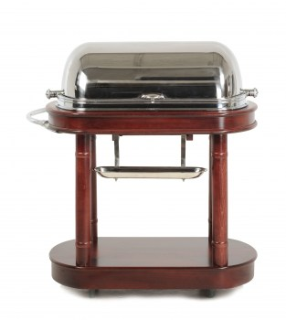 Modern Carving Trolley